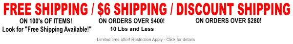 Boatersland Marine Shipping Promotion
