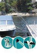 . Dock Edge DOCK-SIDE  Premium Mooring Whip