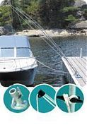 14ft. Dock Edge DOCK-SIDE  Premium Mooring Whip