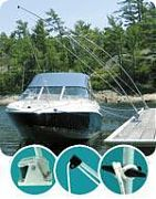 16ft. Dock Edge DOCK-SIDE Ultimate Mooring Whip