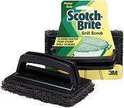 3M 01008 Scotch Brite Scrub Black Coarse Grade