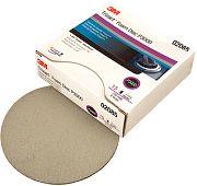 """3M 02085 6"""" Trizact P3000 Hookit Foam Disc"""