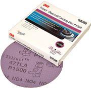 3M 02088 Trizact P1500 Hookit Clearcoat Sanding Disc