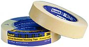 "3M 02992 Scotch Solvent Resistant Masking Tape 2040 1"" x 60yds"