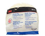 "3M 05711 9"" Hookit Wool Compounding Pad"
