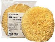 "3M 05713 9"" Hookit Wool Polishing Pad"