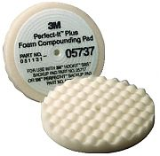 "3M 05737 8"" Perfect-It Foam Compounding Pad"