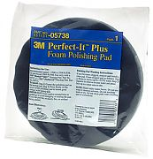 "3M 05738 8"" Perfect-It Foam Polishing Pad"
