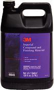 3M 06045 Imperial Compound and Finishing Material Gallon