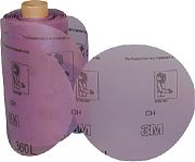 3M 06220 5IN Imperial Stikit Disc P500