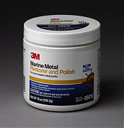 3M 09019 1-Step Metal Restorer/Polish 18oz