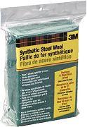 3M 10118 #0 Fine Synthetic Steel Wool Pads 6/PK