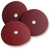 "3M 13889 Fibre Grit-Lok Resin Bond Discs 785C 24 Grit 4-1/2"" 25/Box"