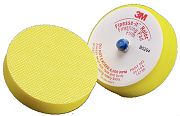 "3M 14736 3"" Finesse-It Roloc Finish Disc Pad"