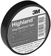 "3M 16720 3/4"" x 66´ Highland Brand Electrical Tape"