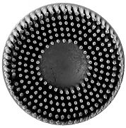 "3M 18730 2"" Roloc Green Bristle Brush Disc 50 Grit"