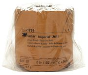 "3M 21793 6"" 80F Grit Imperial Stikit Gold ""F"" Weight Disc Roll 100/Roll"