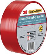"3M 31842 Tape Outdoor Poly 1.88""X60YDS"