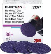 "3M 33416 Cubitronii FIBREDISC5""X7/8""80+"