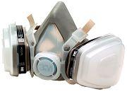 3M 52P71 Medium Organic Vapor Dual Cartridge Respirator