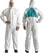 3M 63267 Coverall Sms 4520 2X with HOOD@25