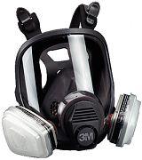 3M 6900 Large Full Face Respirator 6000 Series