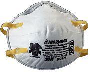 3M 8210N95 Particulate Respirator 20/Box