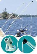 8ft. Dock Edge HOWELL  Econo Mooring Whip