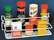 A P Products 004-506 Double Spice Rack