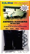 A P Products 006-20 Awning Hangers Pack Of 7