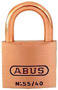 Abus Lock 55856 Padlock Key #5401 Brass 1 1/2I