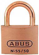 Abus Lock 55906 Padlock Key #5502 Brass 2IN