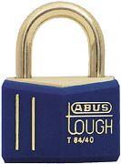 Abus Lock 85611 Padlock Brass 1 1/2IN T84MB/40