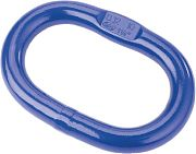 """Acco Peerless 8851000 Chain Oblong Master Link 1/2"""""""