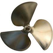 "Acme 843 13"" X 12"" .080 Cup Splined Bore LH Propeller"