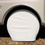 Adco 3954 Tyre Gard Pol Wht Per Pr