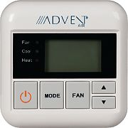 Advent Air Conditioning ACTH12 Thermostat Digital Wall