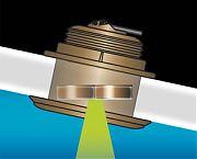 Airmar B164 1KW Bronze TH 0D Transducer Raymarine