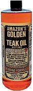Amazon´s GTO125 Golden Teak Oil Pint