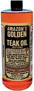 Amazon´s GTO150 Golden Teak Oil Quart