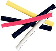 "Ancor 306624 3/4"" x 12"" Red Heat Shrink Tubing"