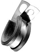 "Ancor 403502 1/2"" Cushion Clamp 10/PK"