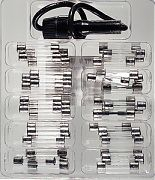 Ancor 601113 Deluxe AGC Fuse Assortment Package 41/PK
