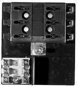 Ancor 607122 6 Gang ATO/ATC Fuse Panel