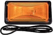 Anderson Marine Division E150BKA Sealed Clearance and Side Marker Light