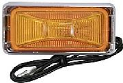 Anderson Marine Division E150KA Clearance & Side Marker Light - Amber Kit