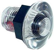Aqua Signal 164127 Lima LED Courtesy Light - White