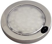 Aqua Signal 166017 Stainless Steel Columbo LED Interior Dome Light