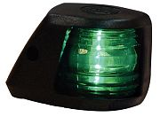 Aqua Signal 202027 Series 20 Powerboat Starboard Side Light - Green