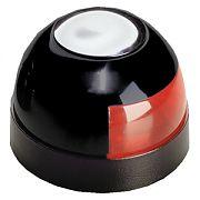 Aqua Signal 223007 Series 22 Deck Mount Port Side Light - Red